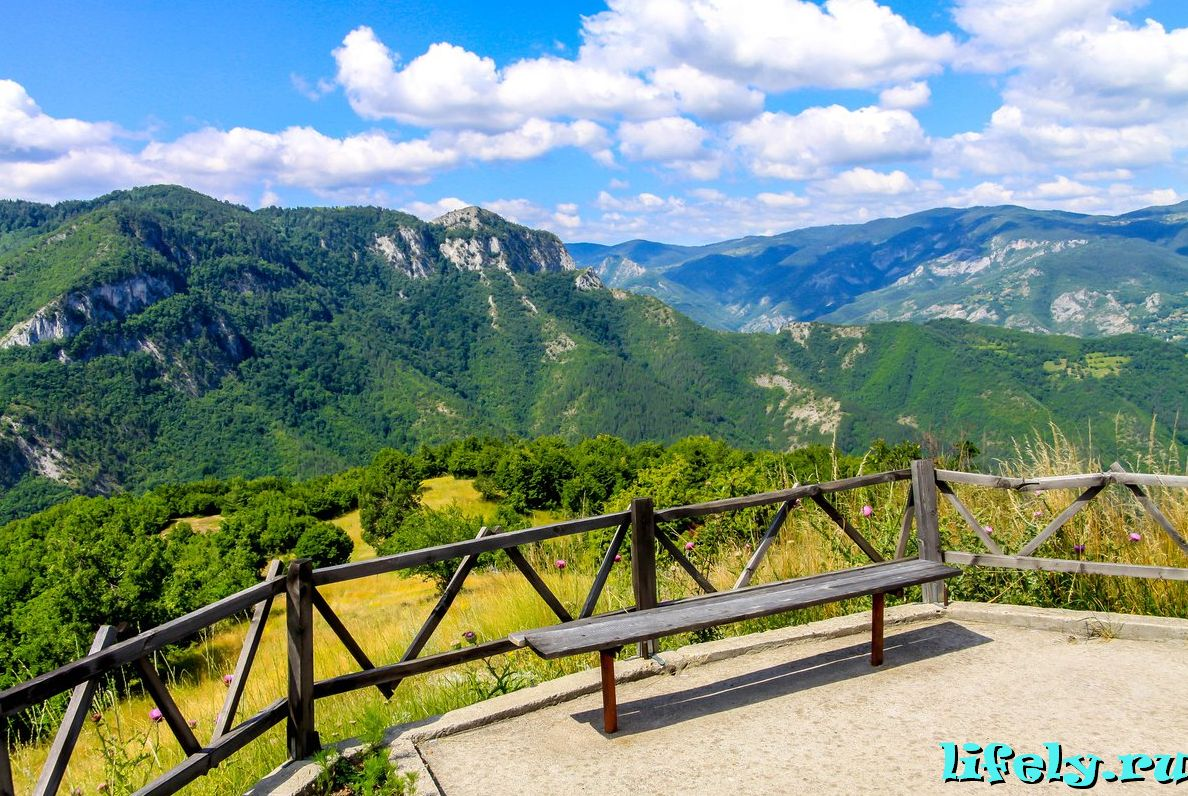 гора Стара Планина