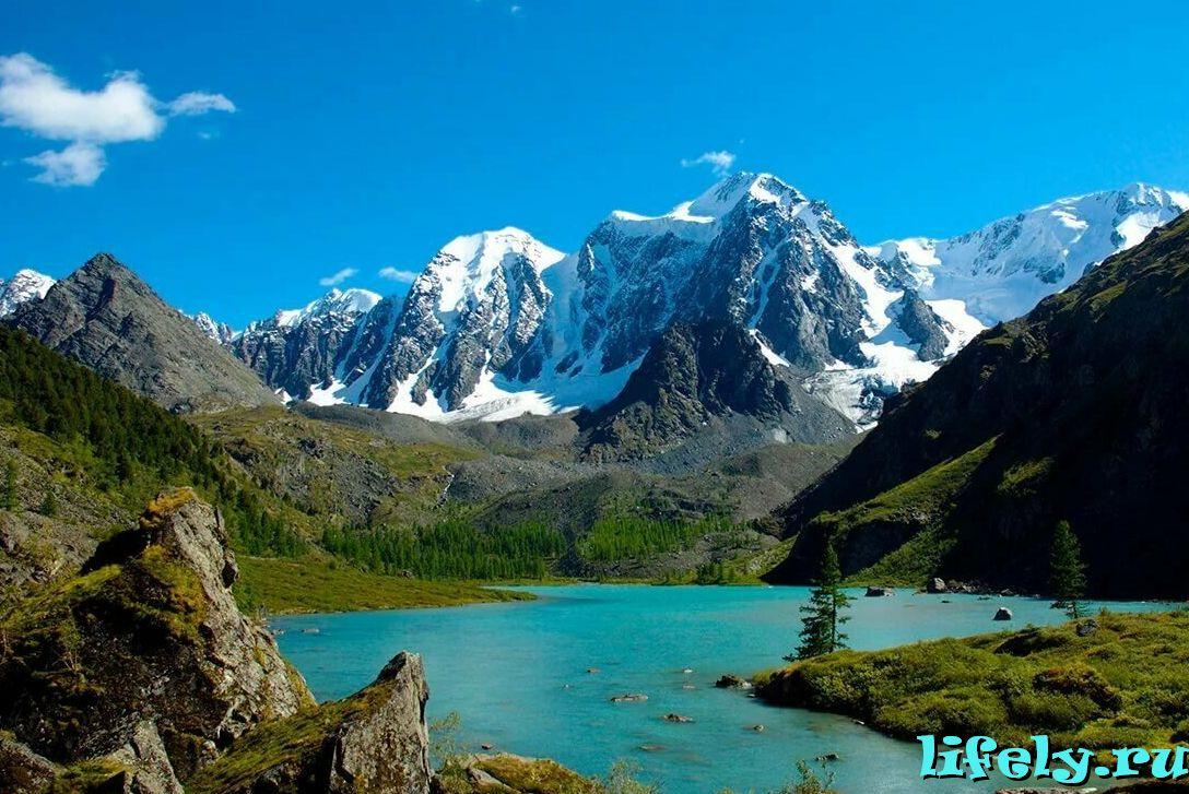 Гора Белухе
